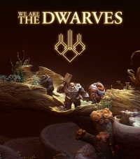 Game We Are The Dwarves (PC) cover