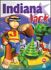 Indiana Jack (PC cover