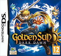 Golden Sun: Dark Dawn cover