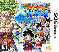 Game Box for Dragon Ball: Fusions (3DS)