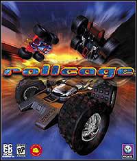Okładka Rollcage (PC)