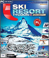 Okładka Ski Resort Tycoon II (PC)