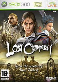 Okładka Lost Odyssey (X360)