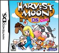 Okładka Harvest Moon DS Cute (NDS)