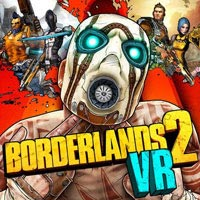 Game Box for Borderlands 2 VR (PS4)