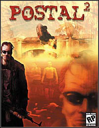 Game Box for Postal 2 (PC)