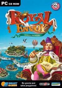 Okładka Royal Envoy (PC)