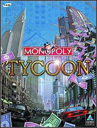 Okładka Monopoly Tycoon (PC)