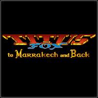 Okładka Titus the Fox: To Marrakech and Back (PC)