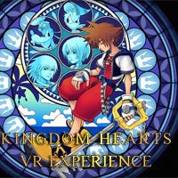 Game Box for Kingdom Hearts: VR Experience (PS4)