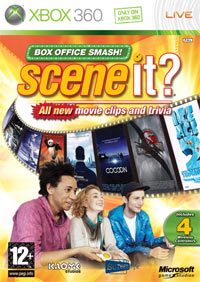 Okładka Scene It? Box Office Smash (X360)