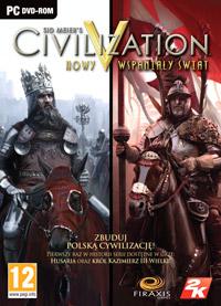 Okładka Sid Meier's Civilization V: Brave New World (PC)