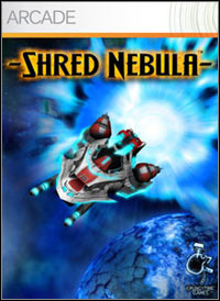Okładka Shred Nebula (X360)