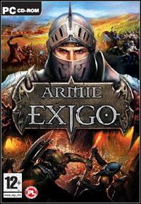 Okładka Armies of Exigo (PC)