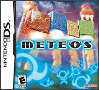 Game Box for Meteos (NDS)
