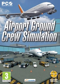 Game Box for Airport Ground Crew Simulator (PC)