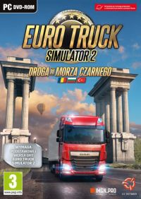 Euro Truck Simulator 2: Road to the Black Sea cover