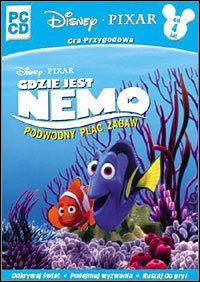 Okładka Finding Nemo: Nemo's Underwater World of Fun (PC)