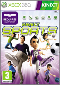 Game Box for Kinect Sports (X360)