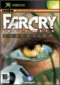 Far Cry Instincts Evolution (XBOX cover