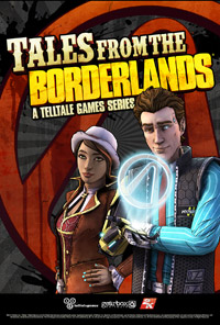 Game Tales from the Borderlands: A Telltale Games Series (PC) cover