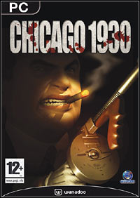 Game Box for Chicago 1930 (PC)