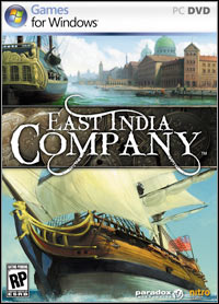 Game Box for East India Company (PC)