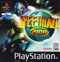 Game Box for Speedball 2100 (PS1)