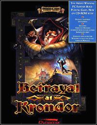 Okładka Betrayal at Krondor (PC)