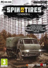 Game Box for Spintires: Chernobyl (PC)