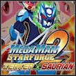 Mega Man Star Force 2: Zerker x Saurian / Ninja