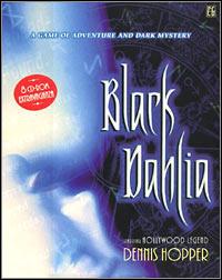Okładka Black Dahlia (PC)