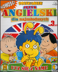 Okładka Benny and Lenny. English for the little ones (PC)