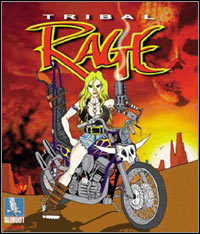 Game Box for Tribal Rage (PC)