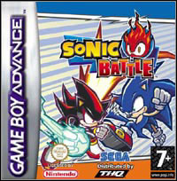 Okładka Sonic Battle (GBA)