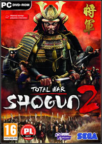 Game Box for Total War: SHOGUN 2 (PC)
