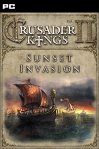 Okładka Crusader Kings II: Sunset Invasion (PC)