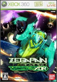 Okładka Zegapain XOR (X360)