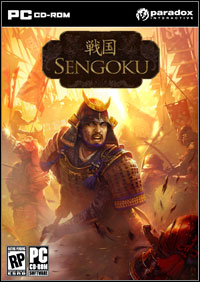 Okładka Sengoku (PC)
