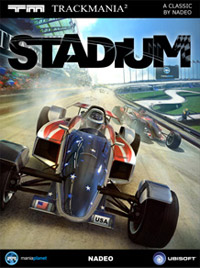 Game Box for TrackMania 2: Stadium (PC)