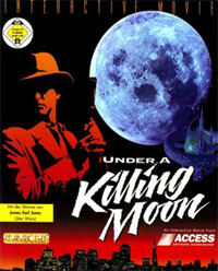 Okładka Under a Killing Moon (PC)