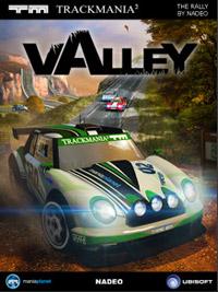 Okładka TrackMania 2: Valley (PC)