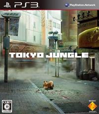 Okładka Tokyo Jungle (PS3)
