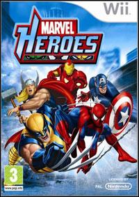 Okładka Marvel Super Heroes 3D: Grandmaster's Challenge (Wii)
