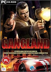 Okładka Gangland (PC)