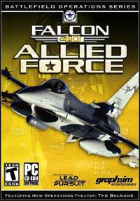 Okładka Falcon 4.0: Allied Force (PC)