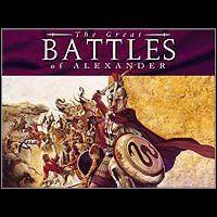 Okładka The Great Battles of Alexander (PC)