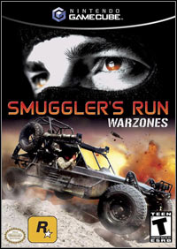 Okładka Smuggler's Run: Warzones (GCN)
