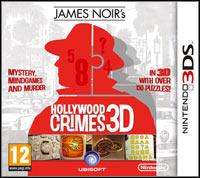 Okładka James Noir's Hollywood Crimes (3DS)
