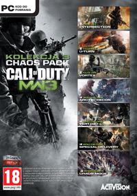 Okładka Call of Duty: Modern Warfare – Collection 3: Chaos Pack (PC)